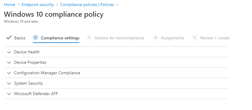 devicecompliance