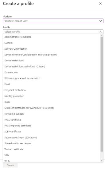 deviceconfigurationprofile