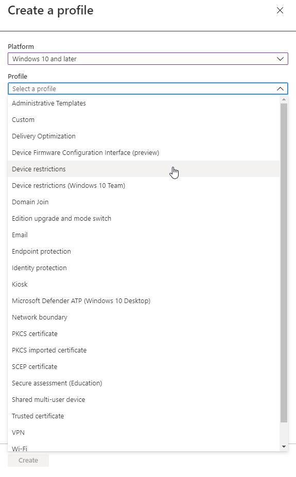deviceconfigurationprofiles