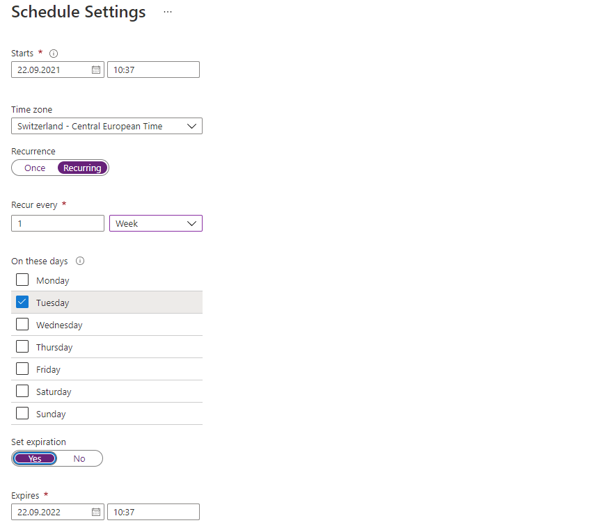 schedule-settings
