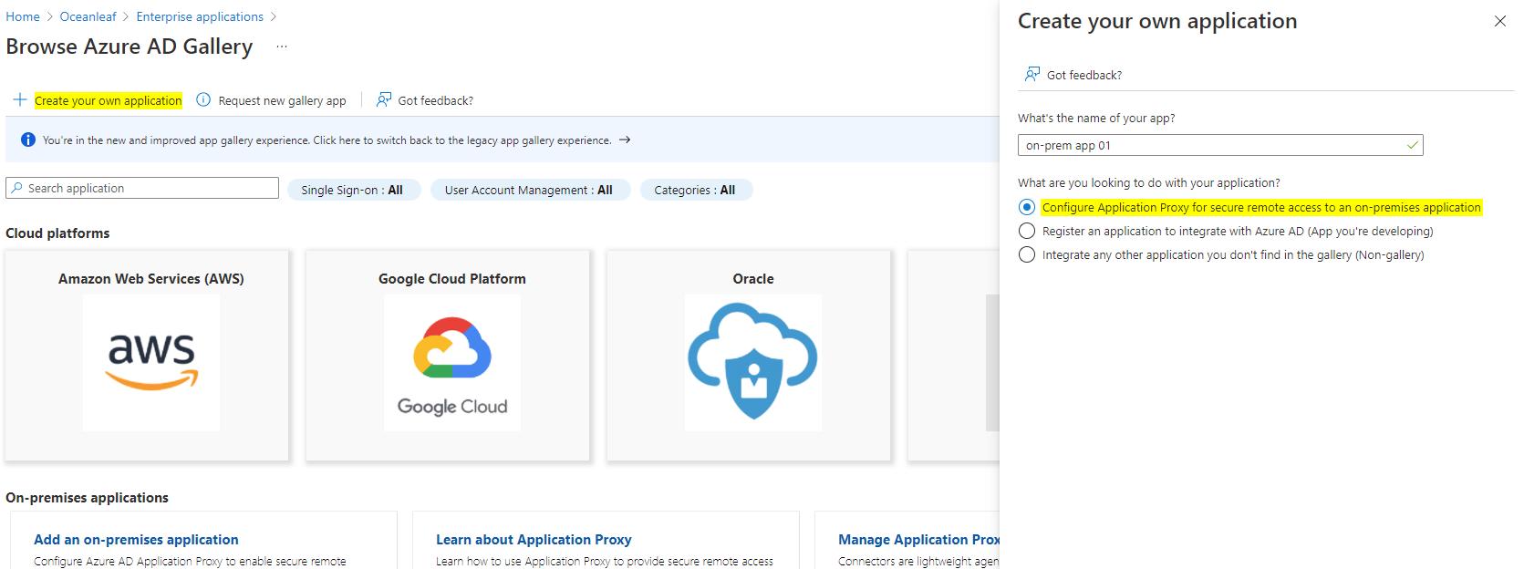 configure-own-app